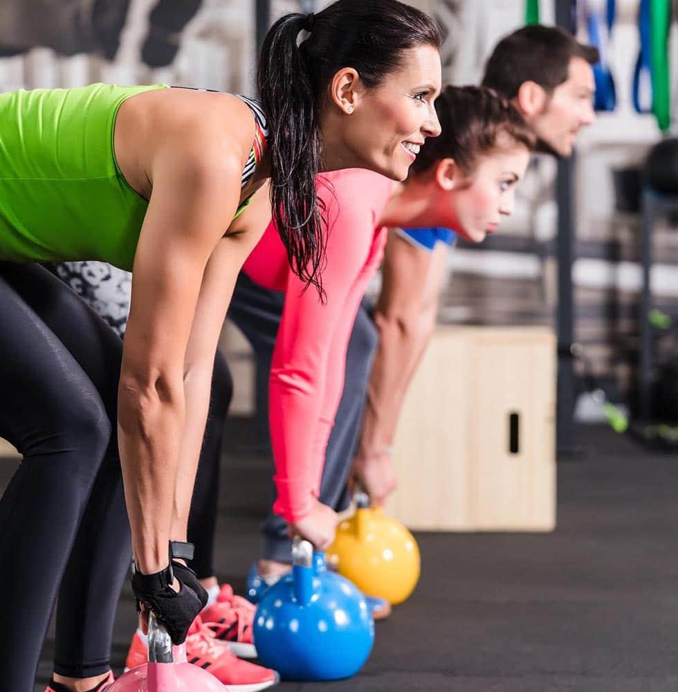 Fitness grup dersleri